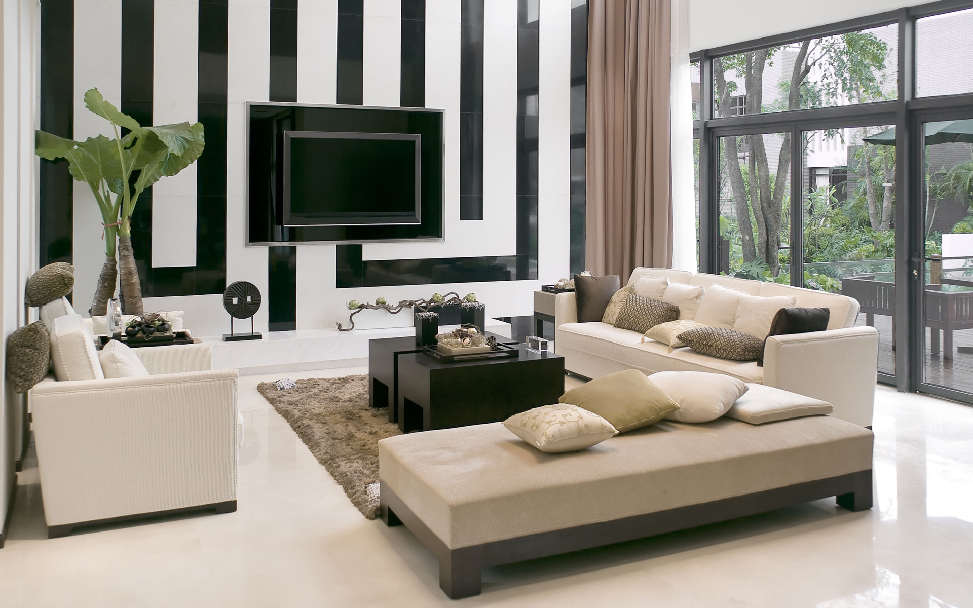 How To Declutter The Living Room