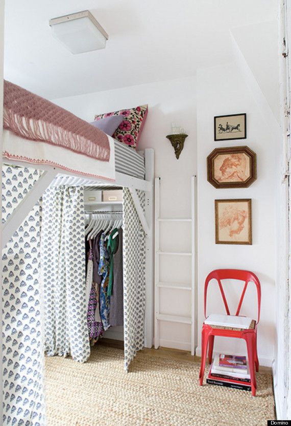 Tiny bedroom ideas – The Declutter Professionals